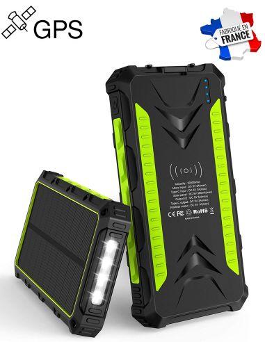 Tracker GPS Batterie externe -...