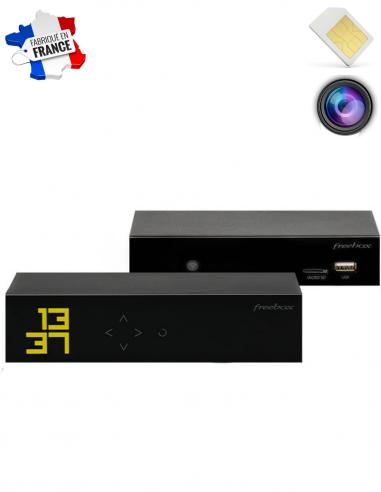 Box internet et télévision - Freebox...