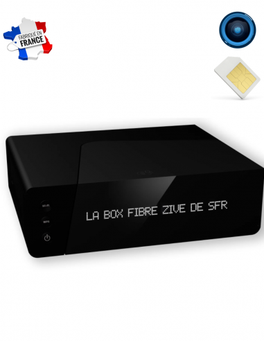 Box internet et télévision - SFR Box...