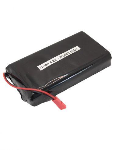 Batterie 20000 mAh 3,7V compatible...