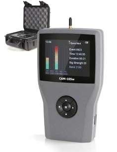 Détecteur de Micro et Traceur GPS 2G 3G 4G