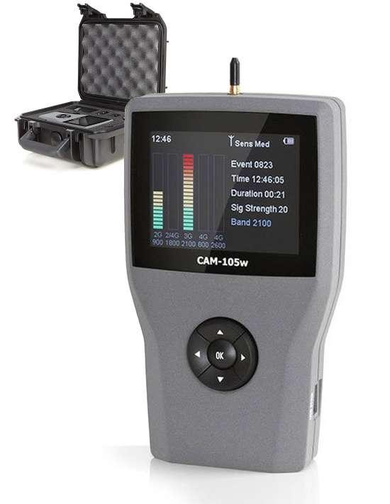 Détecteur de Micro et Traceur GPS 2G...
