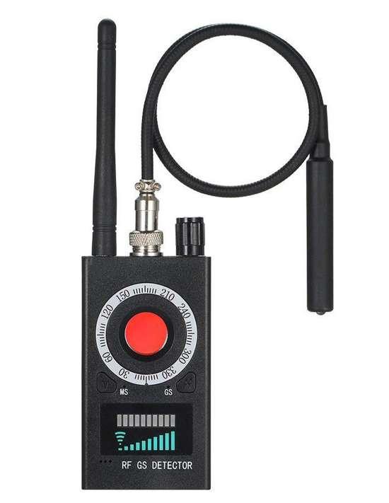 Détecteur de caméra espion, GPS et...