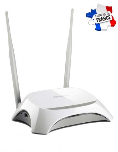 Routeur Tp-link - Caméra Espion Wifi...