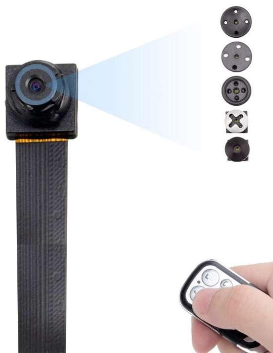 Module DIY caméra espion - accessoires