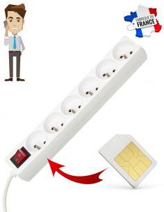 Traceur GPS GSM livré avec 2 batteries !