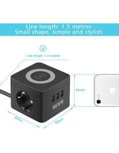 Multi prises Micro GSM autonomie illimitée