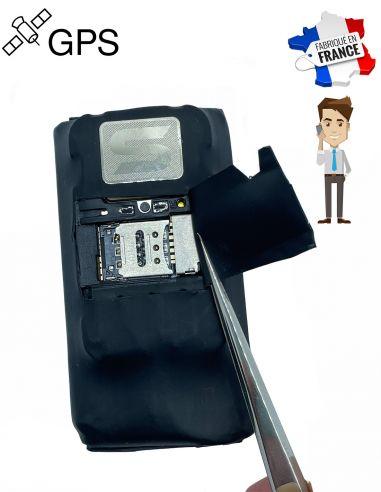 Traceur GPS avec micro écoute à...