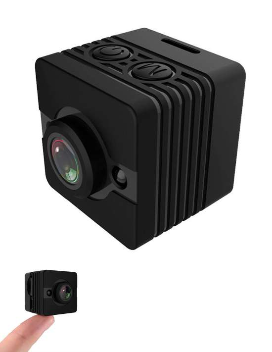 Mini caméra espion FULL HD avec...
