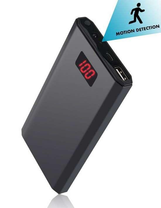 Batterie de secours camera FULL HD -...