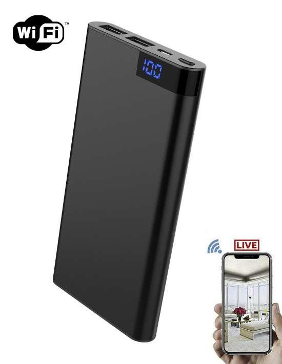 Batterie de secours wifi Full HD