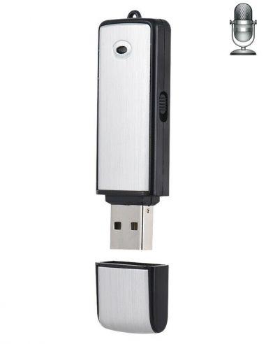 Clé USB micro enregistreur espion 8Go...