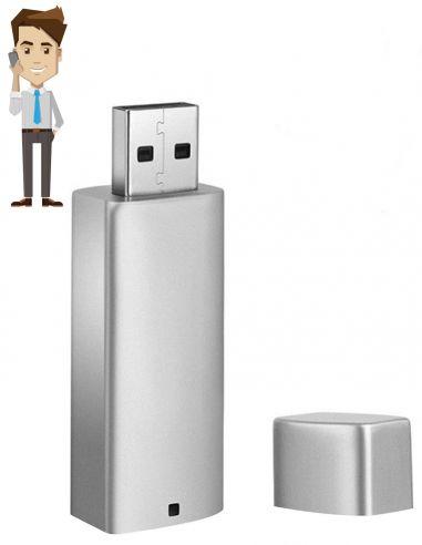 Clé USB micro espion GSM détection de...
