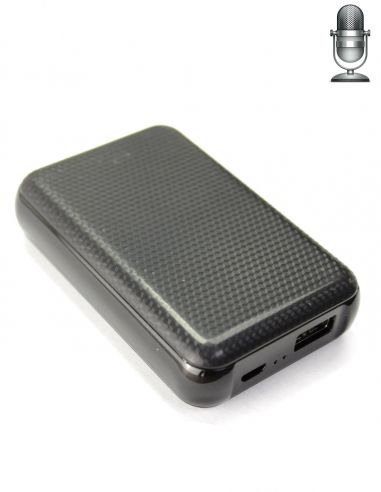 Dictaphone Batterie externe - 60...