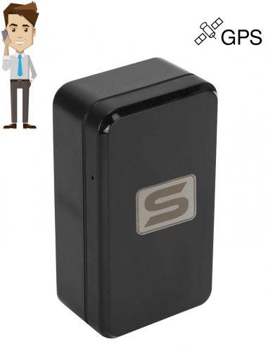 Tracker GPS avec Micro écoute en...