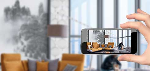 Caméra wifi et camera espion