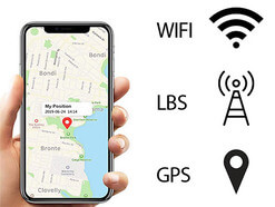 Localisation GPS